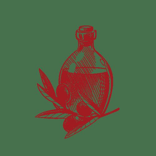 Illustratie olijfolie 04