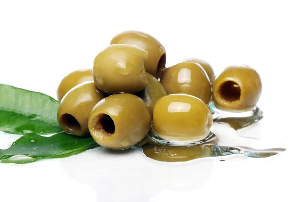 tapas ingrediënten olijven